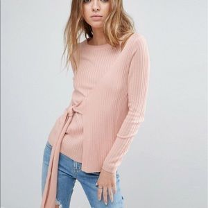 Pink ASOS Sweater